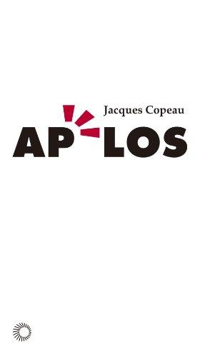 Apelos, livro de Jacques Copeau