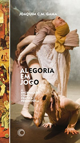 Alegoria em Jogo, livro de Joaquim C. M. Gama