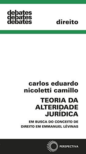 Teoria da Alteridade Jurídica, A, livro de Carlos Eduardo Nicolletti Camillo
