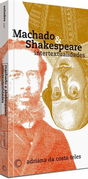Machado e Shakespeare, livro de Adriana da Costa Teles