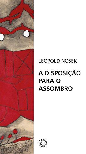 A Disposição Para o Assombro, livro de Leopold Nosek