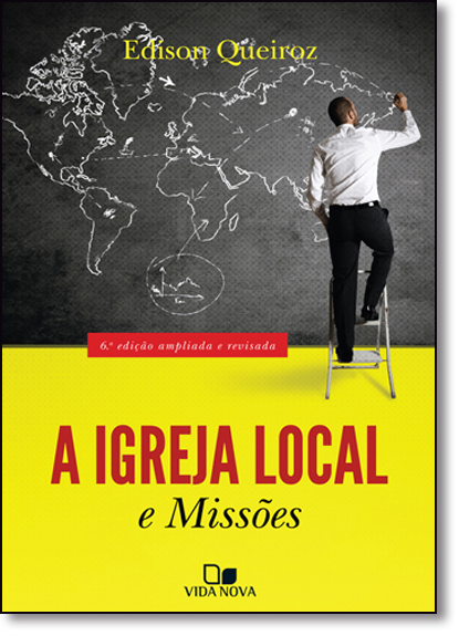Igreja Local e Missões, A, livro de Edison Queiroz