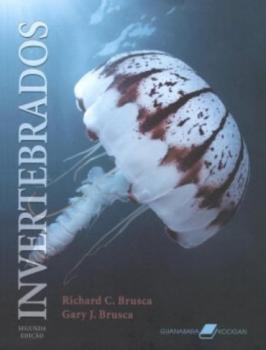 Invertebrados - 2ª edição, livro de Gary J. Brusca, Richard C. Brusca