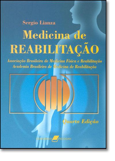 Medicina de Reabilitação, livro de Sergio Lianza