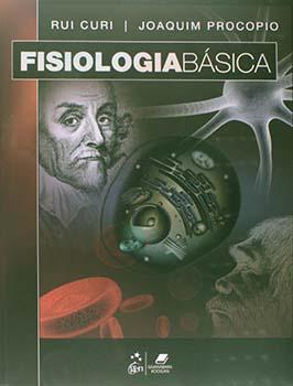 Fisiologia básica, livro de Rui Curi, Joaquim Procopio