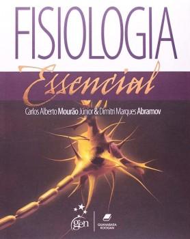 Fisiologia essencial, livro de Dimitri Marques Abramov, Carlos Alberto Mourão Júnior