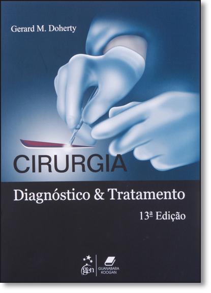 Cirurgia: Diagnóstico e Tratamento, livro de WAY/ DOHERTY