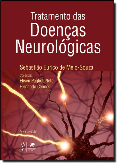 Tratamento das Doenças Neurológicas, livro de Melo Souza