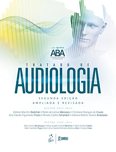 Tratado de Audiologia, livro de Academia Brasileira de Audiologia - ABA