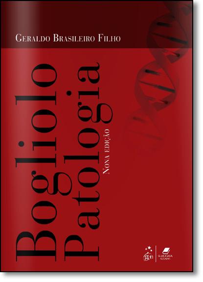 Bogliolo: Patologia, livro de Geraldo Brasileiro Filho