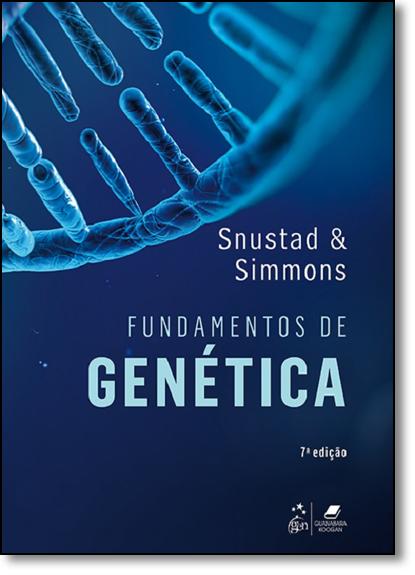 Fundamentos de Genética, livro de D. Peter Snustad
