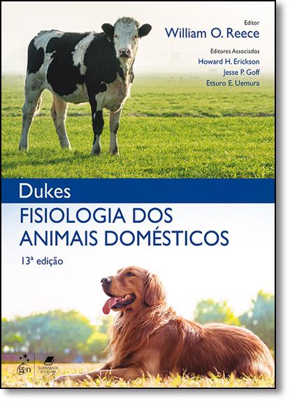 Dukes: Fisiologia dos Animais Domésticos, livro de William O. Reece