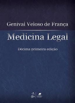 Medicina Legal - 11ª edição, livro de Genival Veloso de França