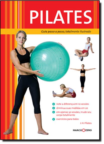 Pilates, livro de Ángel Rodrígues