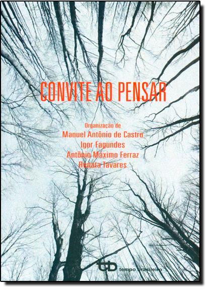 Convite ao Pensar, livro de Manuel Antônio de Castro