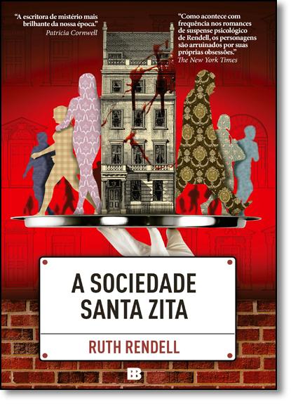 Sociedade Santa Zita, A, livro de Ruth Rendell