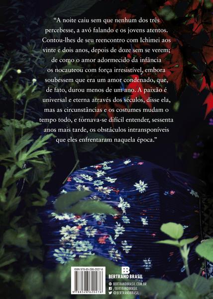 O amante japonês, livro de Isabel Allende