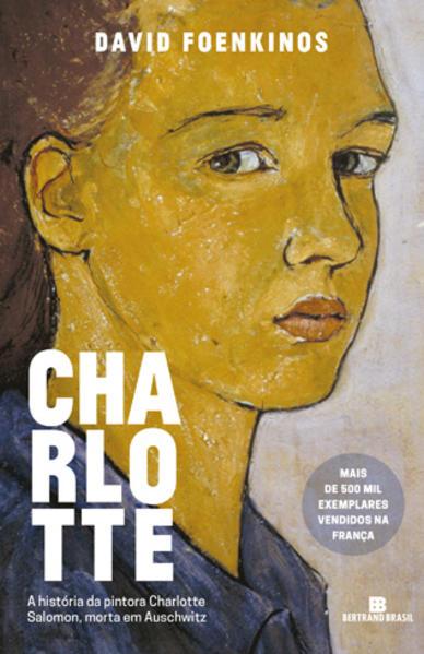 Charlotte, livro de David Foenkinos