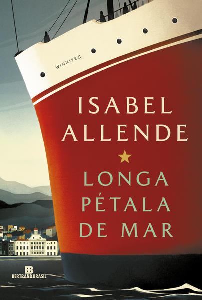 Longa pétala de mar, livro de Isabel Allende