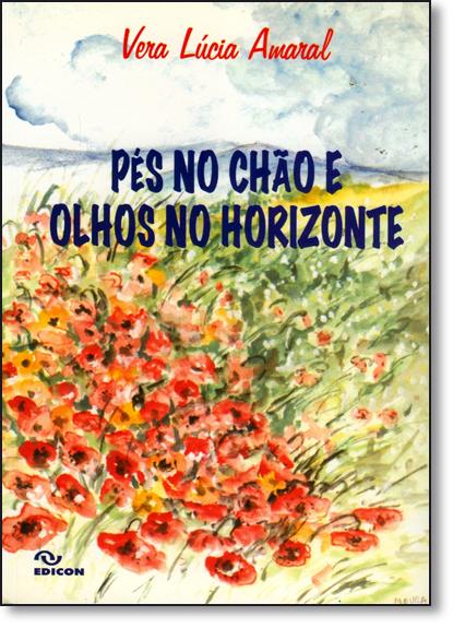 Pés no Chão e Olhos no Horizonte, livro de Vera Lúcia Amaral