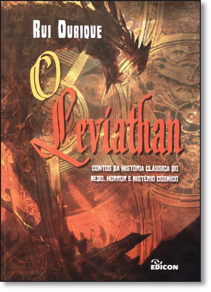 Leviathan, O, livro de Rui Ourique