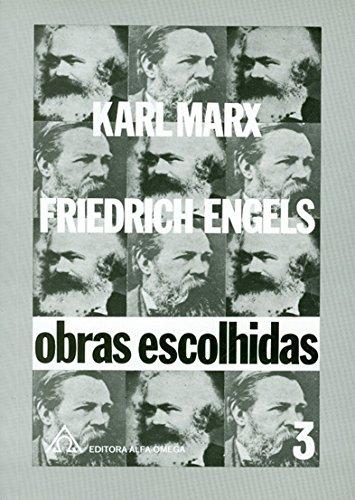 Obras Escolhidas de Marx/Engels – Vol. 3, livro de Karl Marx