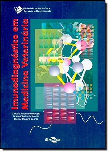 Imunodiagnostico Em Medicina Veterinaria, livro de