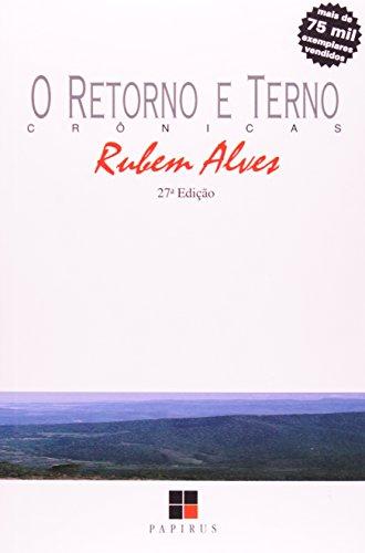 RETORNO E TERNO,O - (FORA DE CATALOGO), livro de ALVES, RUBEM