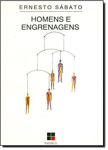 HOMENS E ENGRENAGENS, livro de SABATO, ERNESTO