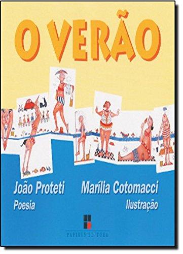 O Verão, livro de João Proteti