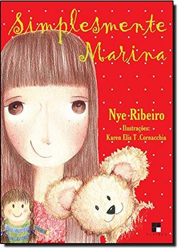 SIMPLESMENTE MARINA, livro de , RIBEIRO, NYE
