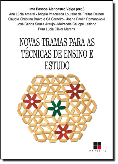 Novas Tramas para as Técnicas de Ensino e Estudo, livro de Ilma Passos Alencastro Veiga