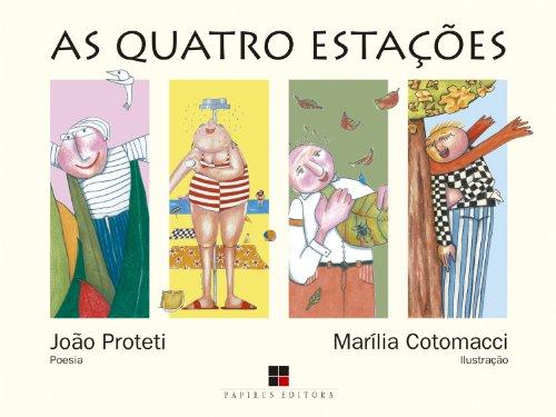 As Quatro Estações, livro de João Proteti