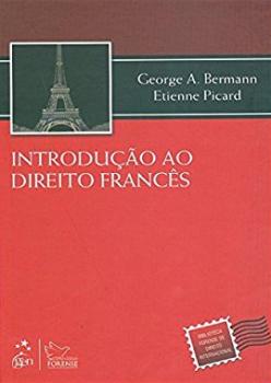 Introdução ao direito francês, livro de George A. Bermann, Etienne Picard