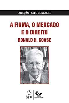 A firma, o mercado e o direito, livro de Ronald H. Coase