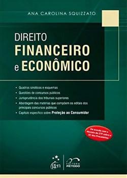 Direito financeiro e econômico, livro de Ana Carolina Squizzato