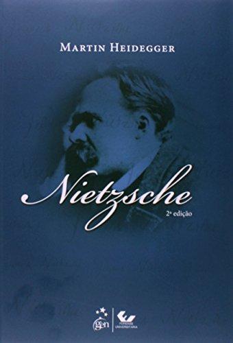 Nietzsche, livro de MARTIN HEIDEGGER