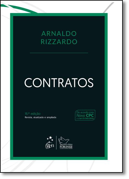 Contratos, livro de Arnaldo Rizzardo