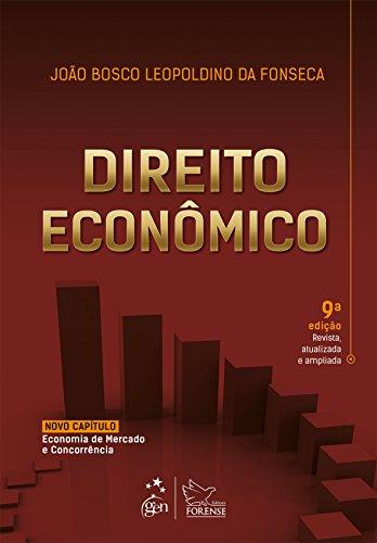 Direito Econômico, livro de João Bosco Leopoldino da Fonseca