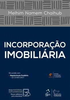 Incorporação imobiliária - 4ª edição, livro de Melhim Namem Chalhub