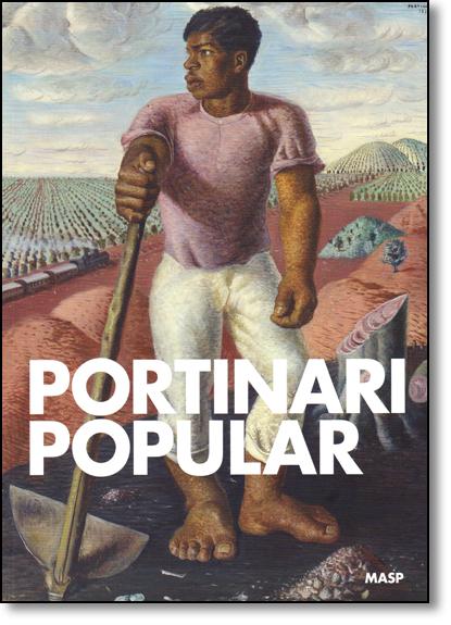 Portinari Popular, livro de Editora Masp