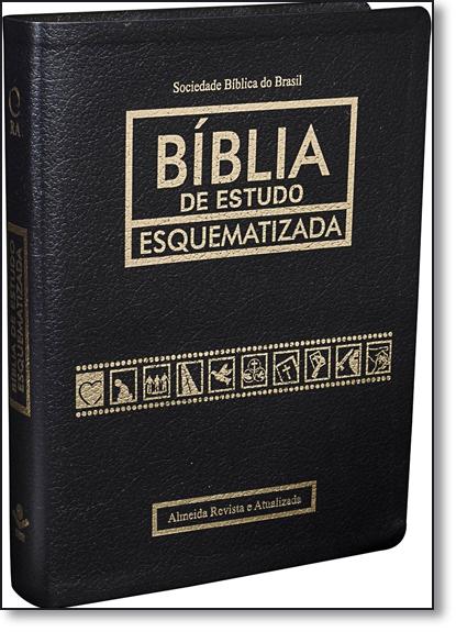 Bíblia de Estudo Esquematizada, livro de SBB - Sociedade Biblica do Brasil