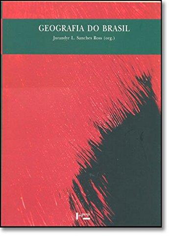Geografia do Brasil, livro de Ariovaldo Umbelino de Oliveira, Jurandyr Luciano Sanches Ross, Francisco Capuano Scarlato, Sueli Angelo, José Bueno Conti