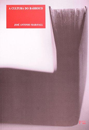 A Cultura Do Barroco, livro de Jose Antonio Maravall