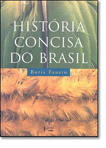 História Concisa do Brasil, livro de Boris Fausto