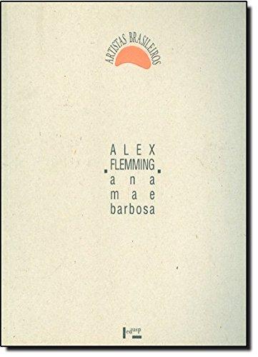 Alex Fleming - Coleção Artistas brasileiros, livro de Vários