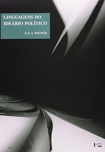 Linguagens Do Ideário Político, livro de Sergio Miceli, J. G. A. Pocock