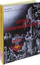 HISTÓRIA DA UNIVERSIDADE DE SÃO PAULO, livro de Ernesto de Souza Campos