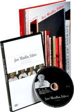 JOSÉ MINDLIN, EDITOR, livro de Tereza Kikuchi (Org.)