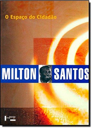 O Espaço do Cidadão, livro de Milton Santos
